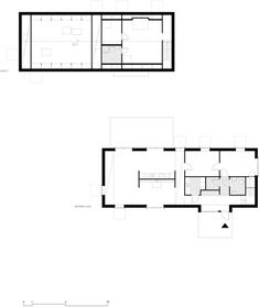 Tham & Videgård Arkitekter, Åke E:son Lindman · House Karlsson House In The Woods, Contemporary Architecture, Sons, Floor Plans, Projects, Scandinavian, Log Projects, My Son, Modernism