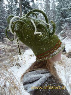 green medusa www.infilziert.at