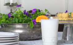 A recipe for the classic citrusy, creamy yet light Ramos Gin Fizz which is the perfect brunch cocktail.
