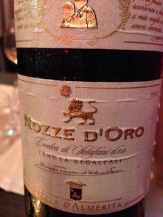 Tasca d'almerita nozze d oro sicilia white #wine