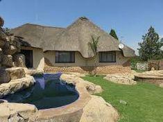thatched modern face brick houses - Google Search Brick Houses, Google Search, Face, Modern, Trendy Tree, Brick Homes, The Face, Faces