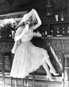 Marlene Dietrich, 1955