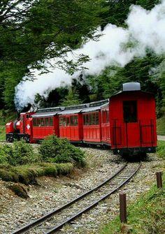 Tren del Fin del Mundo Ushuaia - Tierra del Fuego Argentina