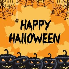 Fondo de la acuarela de Halloween