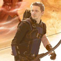 Captain America Civil War: Hawkeye - Paolo Rivera Purple Man, Captain America Civil War, Clint Barton, Marvel Wallpaper, Hawkeye, Archer, Marvel Cinematic Universe, Comic Books Art, Marvel Comics