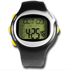 Exercise Watch Pulse & Calorie Counter