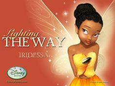What Is Tinker Bell's Sister's Name | Tinkerbell Wallpaper Iridessa