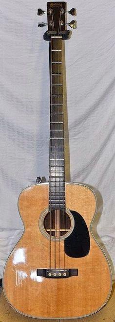 Martin B40E acoustic electric Bass ---https://www.pinterest.com/lardyfatboy/