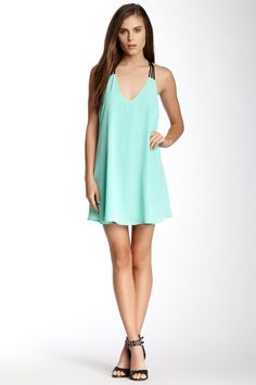 Love & Love Strappy Tank Dress by Love & Love on @nordstrom_rack