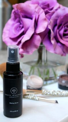 Tutorial & Application Tips and Tricks for the NEW Young Living Savvy Minerals Makeup! Foundation, Eyes, Eyeliner & more! Beauty Makeup Tips, Natural Beauty Tips, Makeup Kit, Organic Beauty, Diy Beauty, Beauty Hacks, Beauty Products, Beauty Care, Beauty Ideas