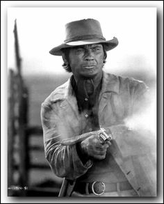 Charles Bronson [1921-2003] In 1960, he garnered attention in John Sturges' The Magnificent Seven, in which he was cast as one of seven gunfighters taking up the cause of the defenseless. In the 1963–1964 television season he portrayed Linc, the stubborn wagonmaster in the ABC western series, The Travels of Jaimie McPheeters. In the 1965–1966 season, he guest-starred in an episode of The Legend of Jesse James.