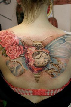 This is amazing art!... Tattoo