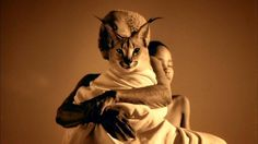 from 'Ashes and Snow' series - by photographer Gregory Colbert