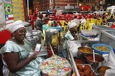 Blog do Rio Vermelho, a voz do bairro: Salve as Baianas de Acarajé!