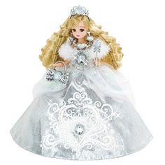 TAKARA TOMY ONLY DRESS Licca-chan Dream Princess Aqua Crystal w// Tracking NEW