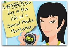 A day in the life of a social media marketer—and the tools that can help | Articles | Main