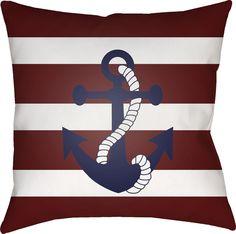Seldon Throw Pillow