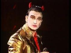 Bono as Mr. Macphisto