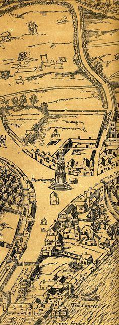 Elements of History are key - e.g. this Tudor style map I like