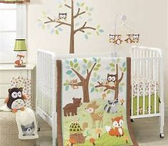 Image result for woodland themed nursery