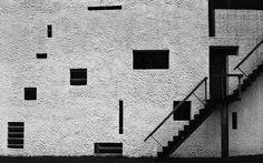 Le Corbusier. Ronchamp, Haute-Saône, France. 1955.