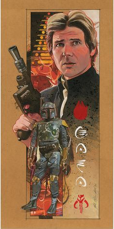 Star Wars - Artist of the Week - Mark Raats