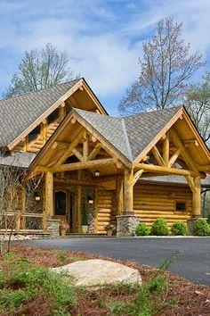 Montana Log Homes:: The Handcrafted Alternative