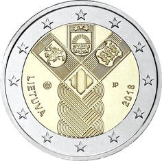 Detailed images and information about coin series Commemorative 2 euro coins. Visit the best collector and commemorative coin website: The Collector Coin Database. Euro Währung, Euro Coins, Coins Worth Money, Coin Art, Gold Money, Commemorative Coins, World Coins, European History, Coin Collecting