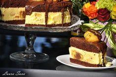 Tort Profiterol | Retete culinare cu Laura Sava - Cele mai bune retete pentru intreaga familie Nutella, Tiramisu, Mai, Cheesecake, Health, Ethnic Recipes, Desserts, Food, Cakes
