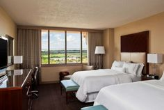 The Westin Savannah Harbor Golf Resort & Spa | Traditional Room