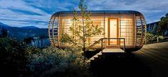 Casa Modular, Sustentável e Transportável - Estudio Aisslinger - Modular House Sustainable and Transportable