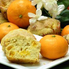 Mandarin Orange Muffins Recipe