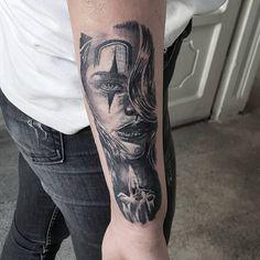 @artsaloon.tattoo.firatcan  Randevu almak için 05070455434 #artsaloon #tattooed ... - Skull, Things To Sell, Portrait, Tattoos, Piercing, Tatuajes, Headshot Photography, Tattoo, Piercings