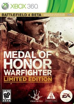 Touch of comfort. Touch of confidence. What do you want?  Medal of Honor Warfighter (Limited Edition)  List Price:	 $59.99	  Best New Price:	$45.97  You Save:	 $14.02 (23%)	  Availability:	  Usually ships in 1-2 business days  Manufacturer:	  Electronic Arts  Model:	  19716  http://952-videogames.astrastore.com/?do=id=B0050SY5BM