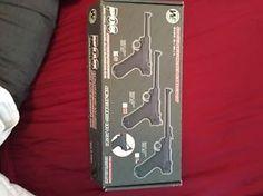 Ebay Item: KWC P-08 Luger CO2 Blowback BB  Airsoft Pistol