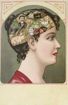 Vintage Ephemera, Vintage Art, Art Nouveau Interior, Vintage Illustration Art, Old School Tattoo Designs, Creepy Vintage, Vintage Graphic Design, Anatomy Art, Vintage Pictures