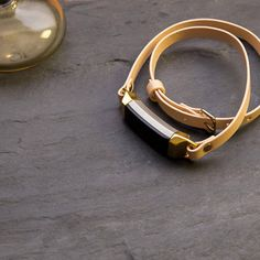 This leather wrap by FineFettl instantly upgrades your Fitbit Alta for the office, a date, or every day (thats how I wear it!).