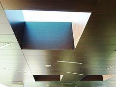 techos , geometría y luz