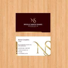 Business Card Psd, Elegant Business Cards, Business Card Design, We Do Logos, Typography Design, Logo Design, Visiting Card Design, Law Firm Logo, Logo Inspiration