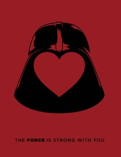 The Force is strong with you <3 #starwars