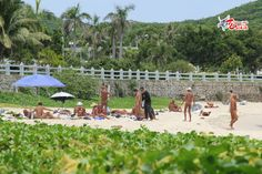 China - Sanya's nudist beach at Da Dong Hai sparks debate - What's On Sanya