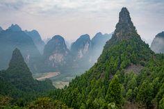 #Guilin, #China