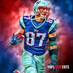 NFL Tom Brady, New England Patriots by Matthew Sharpe