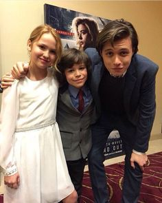 Teacup, Nugget, Zombie. The 5th Wave cast. (Nick Robinson)
