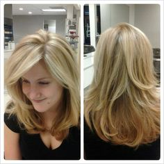 blonde highlights and lowlights | blonde with highlights and lowlights