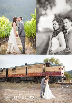 Gorgeousness of the wine country. Napa Sonoma Wedding Photography Blog | Jen Philips
