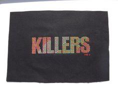 Killers by Jamie Chalmers aka Mr X Stitch