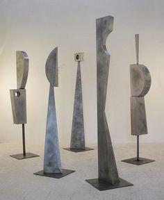Kit Reuther | Sculpture