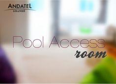 Pool Access Room  - Blur Album