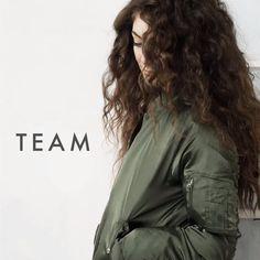"New Music | Lorde - ""Team"""